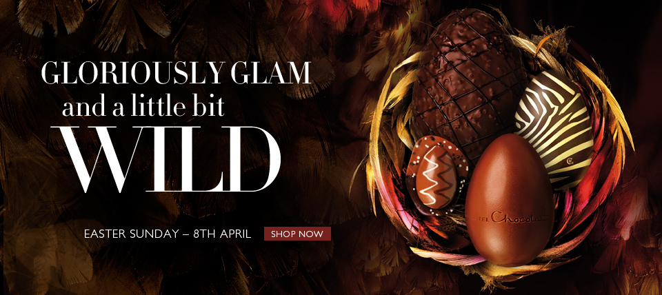 Easter12 960x428px home banner for Hotel Chocolat