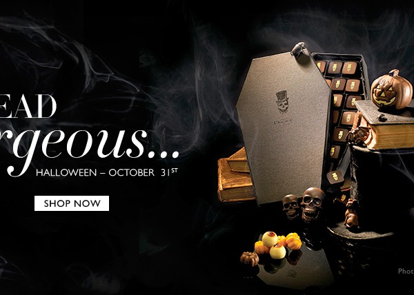 Halloween12 960x428px home banner for Hotel Chocolat