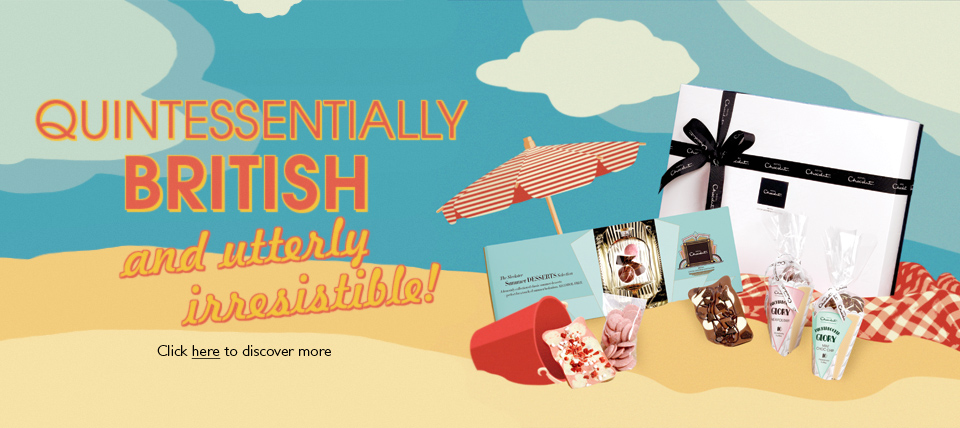 Summer11 960x428 px home banner for Hotel Chocolat