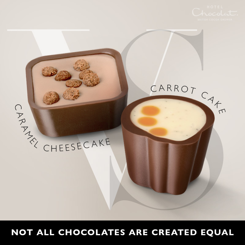 Hotel Chocolat – Not All Chocolates Are Created Equal...